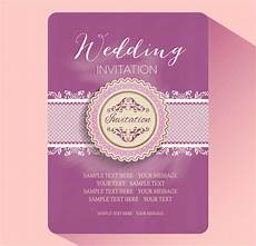 Invitation Free Download Editable Wedding Invitations Free Vector Download 4 034