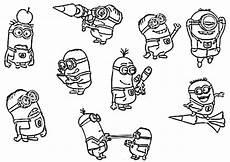 Ausmalbilder Zum Ausdrucken Minions Ausmalbilder Minions 08 Ausmalbilder Kinder