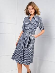 Basler Clothing Size Chart Basler Dress Navy White