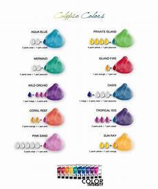 Joico Color Chart Joico Vero K Pak Color Intensity Calypso Colors Shade