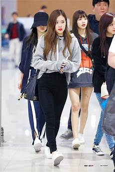 blackpink airport fashion 5 april 2018 incheon 5