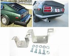240z Light Conversion Datsun 240z Rear Bumper Conversion Light Weight Ver For