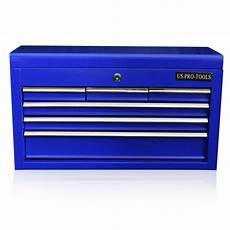Us Pro Tools Werkzeugwageneinteilung by 162 Us Pro Tools Blue Mechanics 6 Drawer Tool Storage