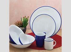 Where can I buy glass dinnerware or dinner sets online