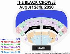 Marks And Harrison Amphitheater Seating Chart Concert Amp Events Calendar Kansas City