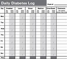 Blood Glucose Log Book Printable Printable Diabetes Log Book Room Surf Com