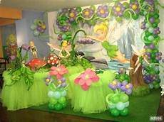 Tinkerbell Themed Birthday Party Ideas Tinkerbell Party Omg This Decoracion De
