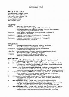 Us Resume Resume Examples Us Style Examples Resume