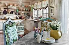 accessori cucina shabby 1001 idee per cucine shabby chic trendy e low cost