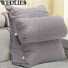 adjustable sofa bed pillow chair rest neck support back