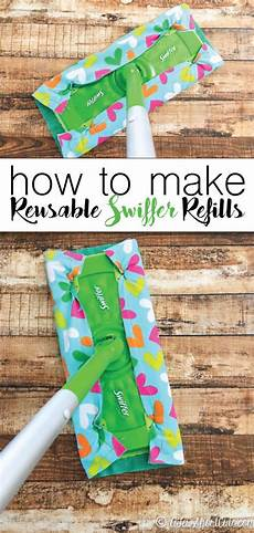 32 sewing projects for the kitchen swiffer refill