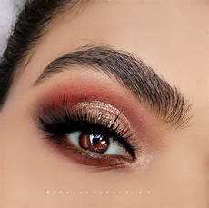 prom makeup tutorial glittery gold smokey