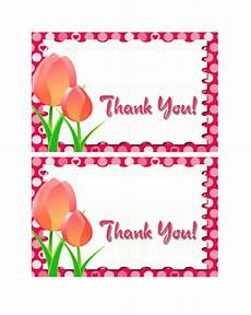thank you card template 30 free printable thank you card templates wedding