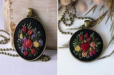 my embroidered jewelry bored panda