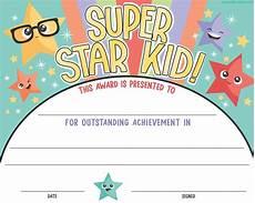 Child Award Certificate Printable Award Certificate For Kids Dorky Doodles
