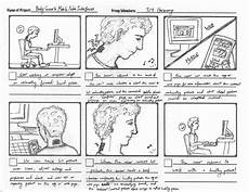 Sample Video Storyboard The Role Of Storyboarding In Ux Design Smashing Magazine