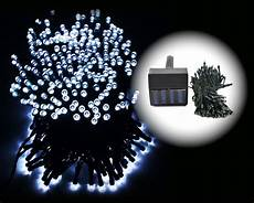 Long Solar Fairy Lights 12 For A 17 Metres Long String Of Solar Fairy Lights With
