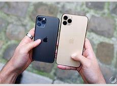Test Apple iPhone 11 Pro : notre avis complet