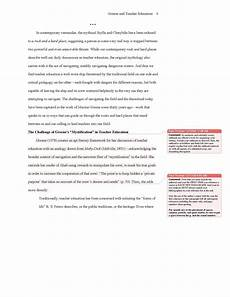 How To Write An Essay Using Apa Format Conventional Language Sample Apa Essay With Notes