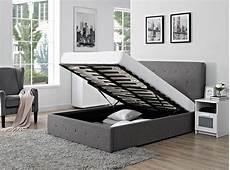 acamar upholstered ottoman bed ottoman storage bed