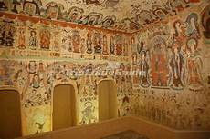 mogao caves well preserved fresco china dunhuang caves