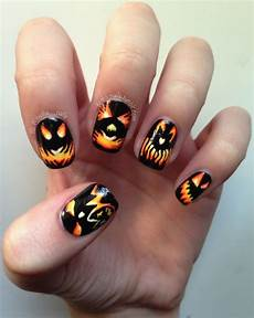 Cool Halloween Designs Nails 50 Cool Halloween Nail Art Design Ideas