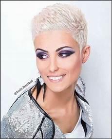 kurzhaarfrisuren frauen schneiden kurzhaarschnitte kurzes haar and frisur on