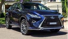 2020 lexus rx 350 f sport suv s new for 2020 lexus rx 350 release date hybrid