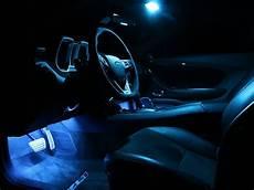 Camaro 2011 Interior Lighting Camaro Ambient Led Interior Lighting Kit Footwell Light