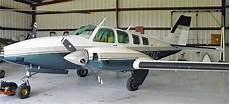 Baron 58 Performance Charts Beechcraft Baron 58 Airplane