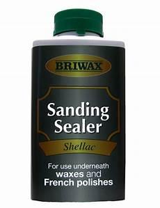 Briwax 500ml Shellac Sanding Sealer briwax shellac sanding sealer 500ml ebay