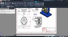 3d Cad Software For Mechanical Design Autocad Mechanical Toolset Mechanical Design Software