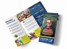 School Brochures Templates School Welcome Tri Fold Brochure Template Mycreativeshop