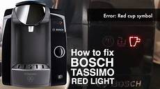 Red Light On Tassimo Coffee Machine Bosch Coffee Machine Red Warning Light Free Wallpapers