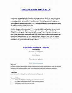 How To Write A Student Resume Pin Oleh Resumejob Di Resume Job Student Resume Student
