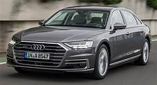 audi a8 2019 2019 audi a8 extensively detailed as company launches us