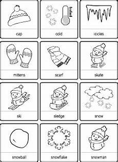 English Vocabulary Printables Bingo Cards