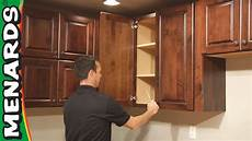 kitchen cabinet installation how to menards