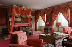Castle Bedroom Mixing And Regency Style At Castle Coole