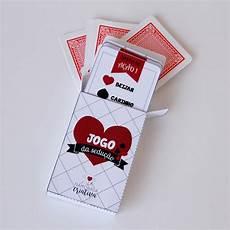 Cartas Para Namorados Diy S Day Jogo De Cartas Picante Namorada