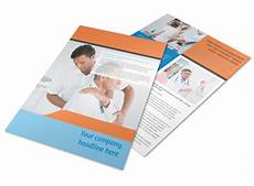 Chiropractic Flyers Chiropractic Clinic Flyer Template Mycreativeshop