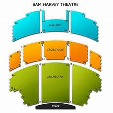 Bam Gilman Seating Chart Brooklyn Academy Of Music Harvey Theater Seating Chart
