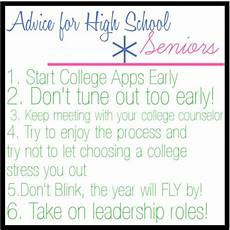 Tips For High School Freshman Pin On High School Advice