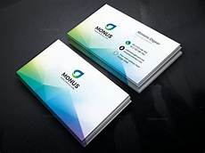 Apple Business Card Template Aurora Modern Business Card Design Template 001593
