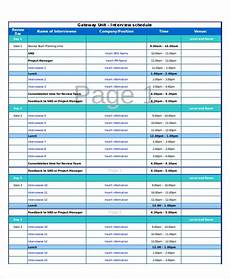 Scheduling Template In Excel Excel Schedule Template 11 Free Pdf Word Download