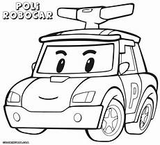 Car Coloring Sheets Yang Bagus Pin Oleh Lmi Di Robocar Poli Kartun Lembar