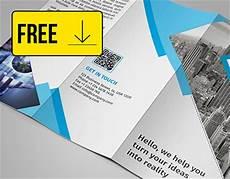Downloadable Brochures Free Tri Fold Brochure Template Download On Behance
