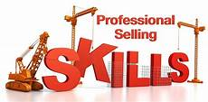 Professional Abilities Professional Selling Skills Questionnaire Salesman