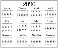Images For Calendar 2020 2020 Calendars Download Pdf Templates