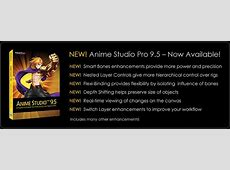 Anime Studio   Animation Software for Professionals
